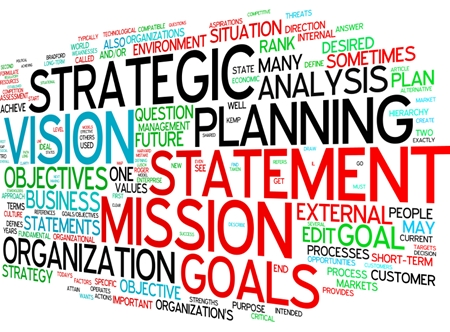 strategic plan clipart